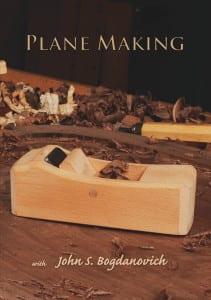 Woodwworking supplies - Make Hand Planes DVD