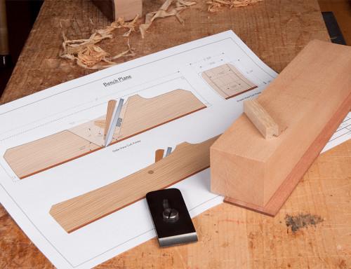 Bench Plane Kit