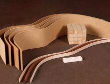 Caul kit for classical guitar molds