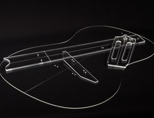 Classical Guitar Template Set