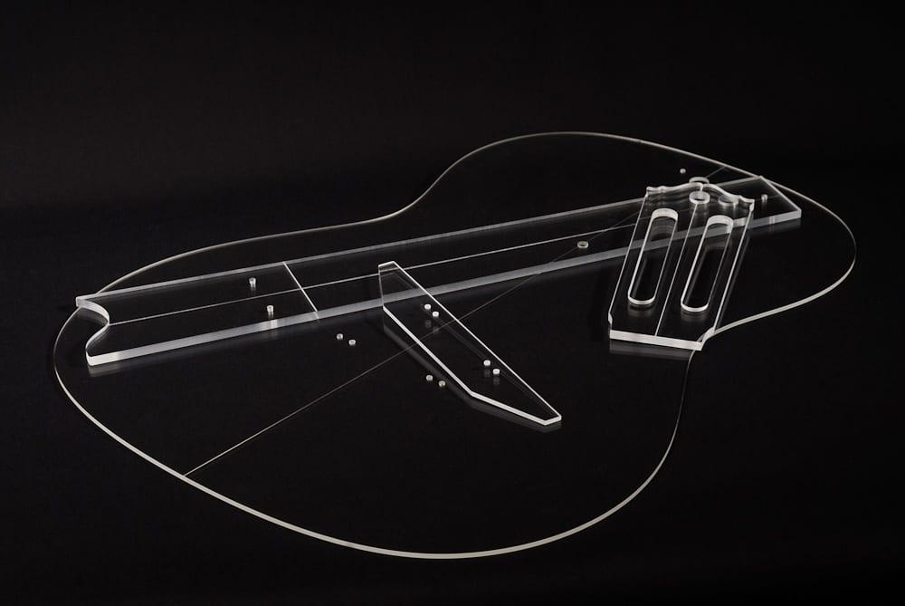 Guitar Templates | Classical Guitar Template Set