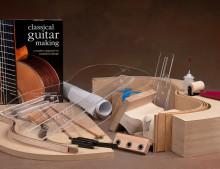 Introductory Classical Premium Guitar Making Kit