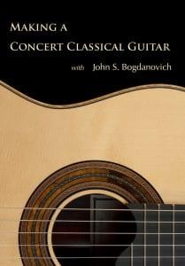 Classical Guitar Building Video