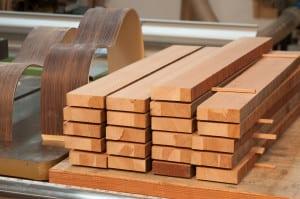 guitar neck wood